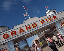 Weston-Super-Mare New Grand Pier